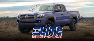 Pickup Truck Rental in Houston