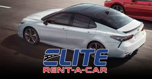 midsize sedan rental